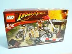#7620: Indiana Jones Motorcycle Chas 箱