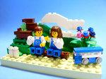 蒜山へバスの旅