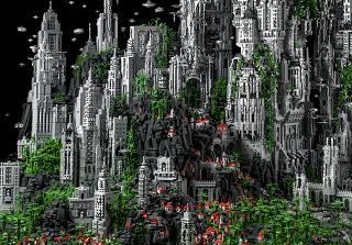 20万個のLEGOで作られた巨大作品
