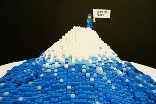 レゴで作った世界遺産展 PART-3 in 大阪堂島リバーフォーラム
