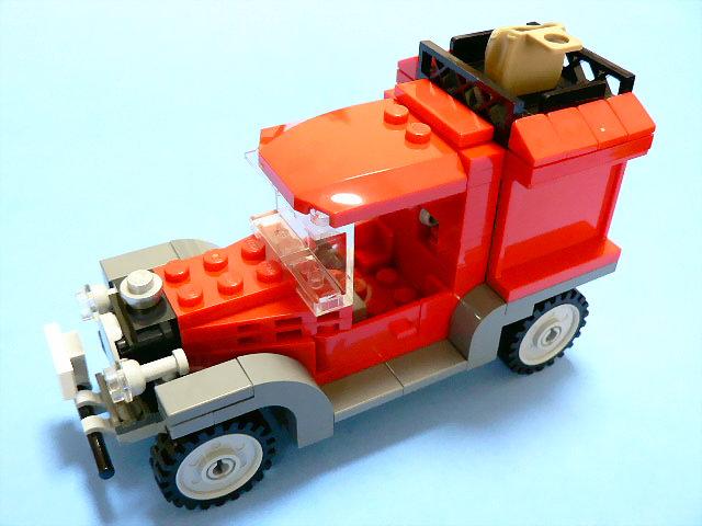10222 郵便車