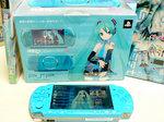 >[PSP] 初音ミク -Project DIVA- 2nd いっぱいパック 特典 ねんどろいどぷらす 「初音ミク Project DIVA」特典Ver チャーム付き ほか