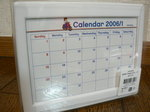 2006年カレンダー(表)