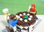 ビッグチョコレートケーキ