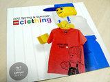 2012 Spring & Summer LEGO clothing