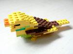 セキセイインコ LEGO
