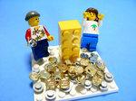 レゴ BRICK BANK 開封式