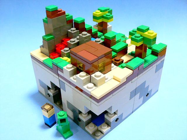 レゴ マインクラフト オリジナルVer.
