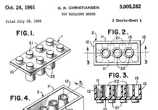 レゴの特許が切れた模様