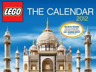 2012年のレゴカレンダー色々