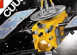 LEGO CUUSOO第2弾『はやぶさ』