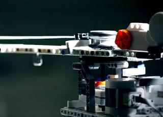 レゴの人工骨製造機