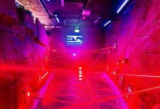 レゴランドで忍者になれる レーザー光線をよける体験型アトラクション登場