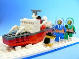 南極観測船「しらせ」が神戸にやってきた